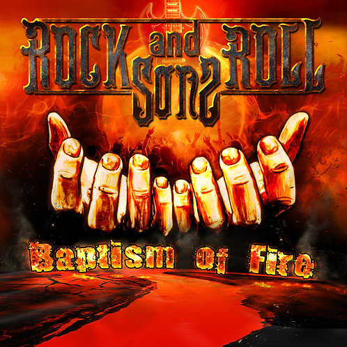 Baptism Of Fire CD album