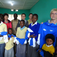 Sports uniforms provided by our partner