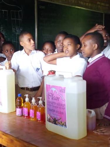 Youth development through business entrepreneurship