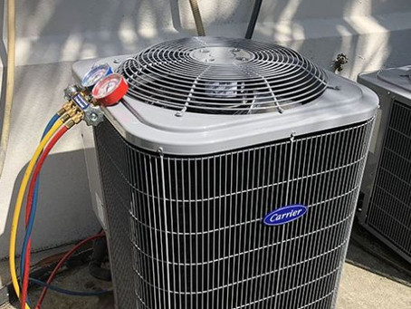 Strange Sounds Coming From Your Ac