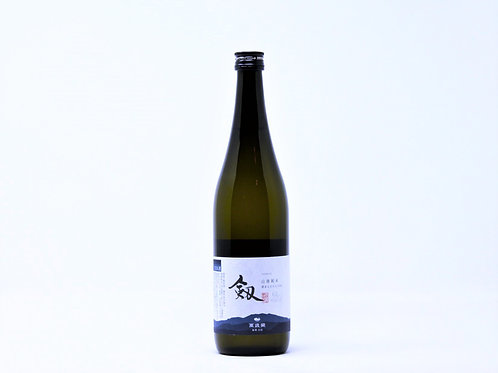 Manzairaku Tsurugi Yamahai Junmai 720ml