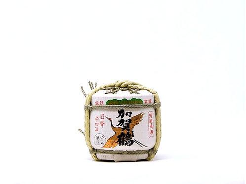 Kagatsuru Junmai Mini Komodaru (cask) 300ml