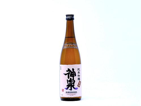 Shinsen Junmai Ginjo Umakuchi 720ml