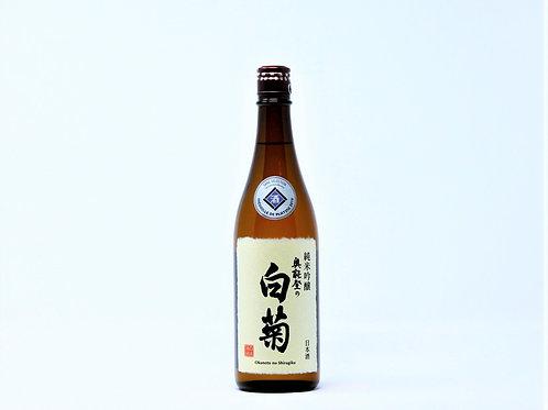 Okunoto no Shiragiku Junmai Ginjo 720ml