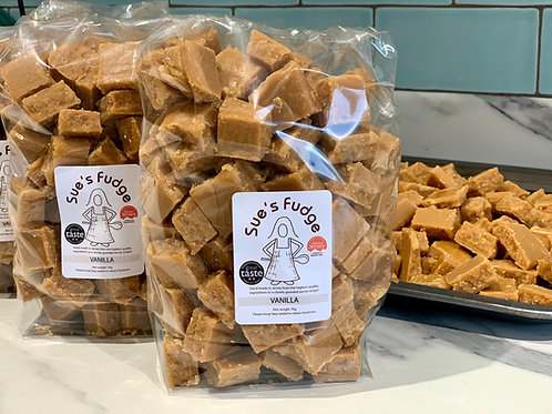 1 Kilo Vanilla Fudge