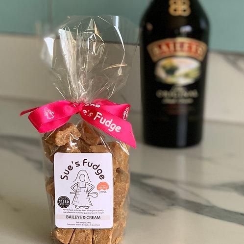 Bag of Baileys & Cream Fudge