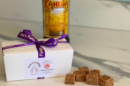 Box of Kahlua Coffee Fudge