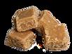 Sue's Fudge cube of fudge