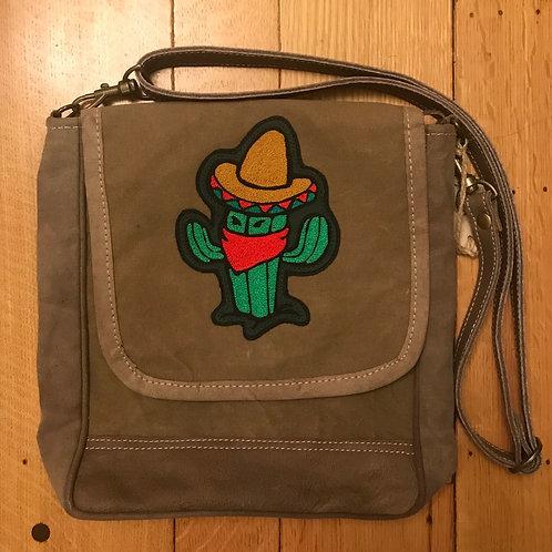 Cactus Bandit Shoulder Bag