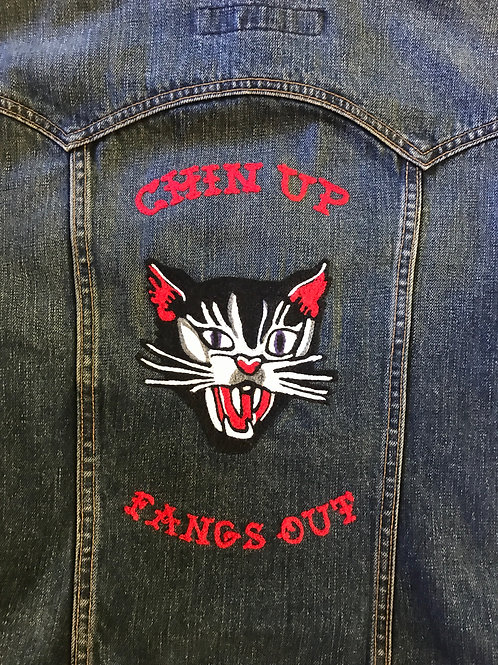 Fangs Out Jacket