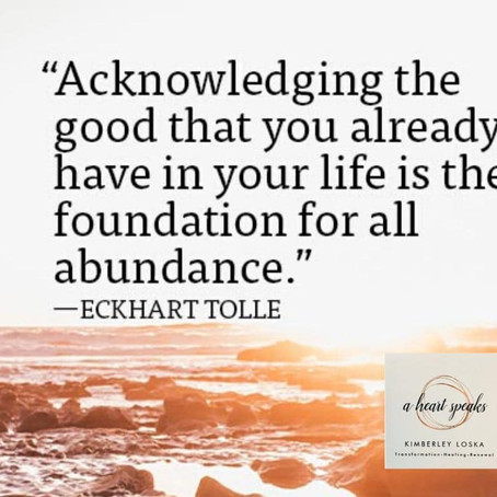 What do you build your foundation from?