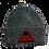 """Thumbnail: Red """"Triangle Logo"""" beanie"""