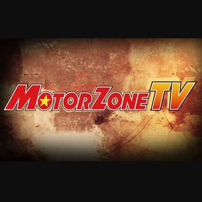 モーターゾーンTV 出演しました。