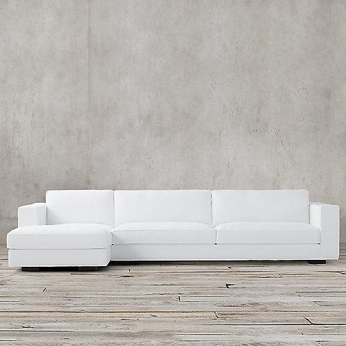 Monaco Linen - Sofa & Chaise