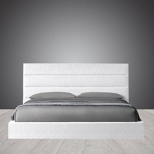 Monaco Panel Horizontal Fabric Bed