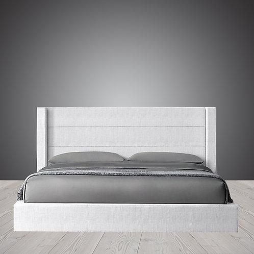 Monaco Shelter Horizontal  Fabric Bed