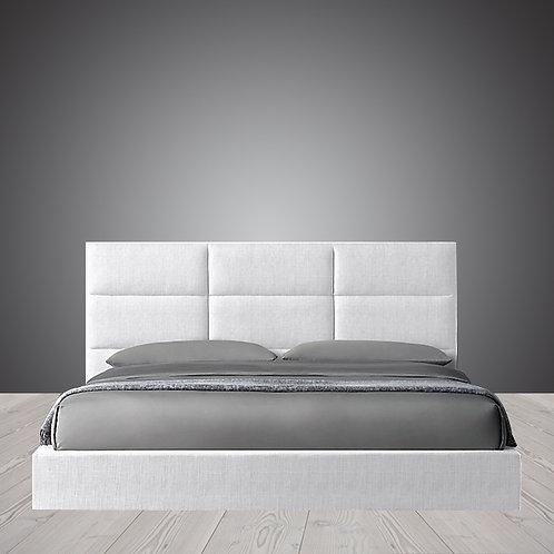 Monaco Panel - Rectangle Fabric Bed