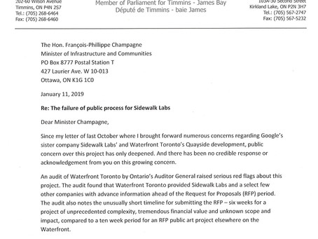 The failure of public process for Sidewalk Labs