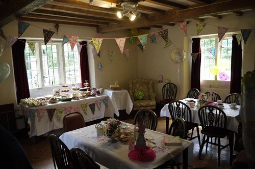 Meeting room Baby Shower Party