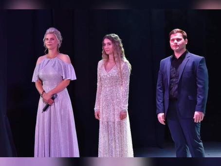 """ІІ міжнародний конкурс естрадної пісні """"StarTime 2020"""". Вітаємо студентку кафедри - Юлію Горошко"""