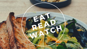 Eat, Read, and Watch   Fall 2020