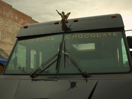 The Fortuna Chocolate Truck