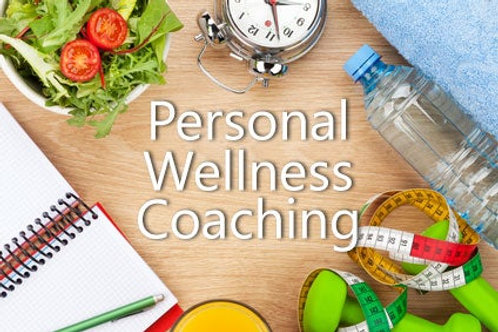 Stress Mastery Wellness Coaching