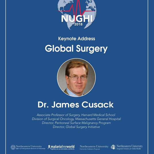 Dr. Cusack's Keynote Photos