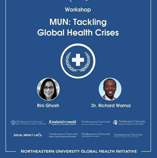 MUN: Tackling Global Health Crises Photos
