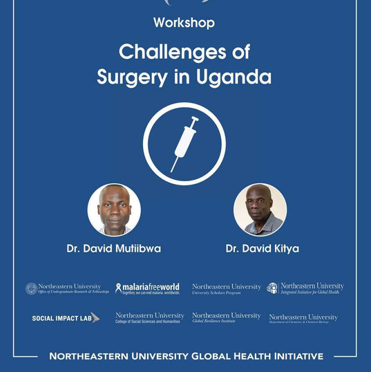 Challenges of Surgery in Uganda Photos