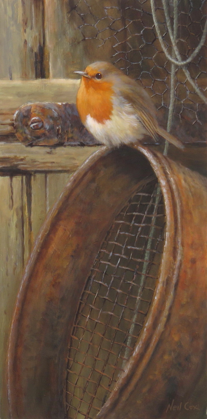 Robin with Sieve