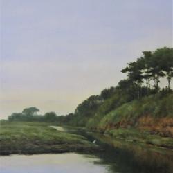 Dawn on Otter Estuary