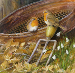 The Gardeners Friend, Robins