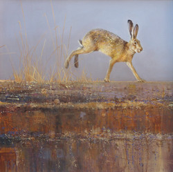 After the Plough-Brown Hare
