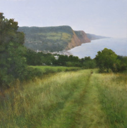 Towards Sidmouth