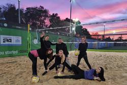 Beach Volleyball 2020