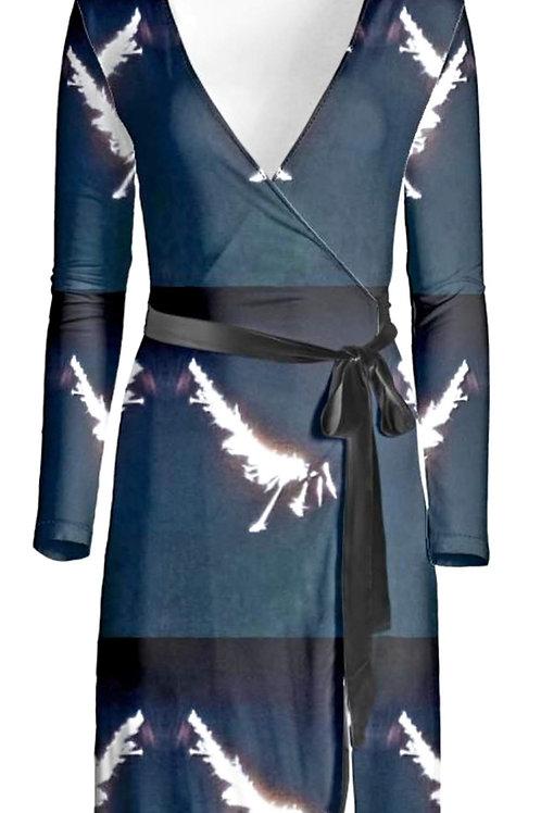 Seraphim Angel Dress - Six Winged Angel Dress