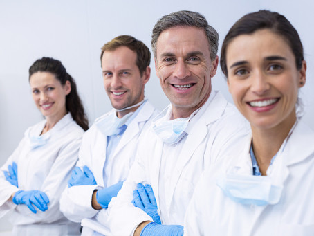 """How to Assemble a """"Dream Team"""" for Your Dental Practice"""