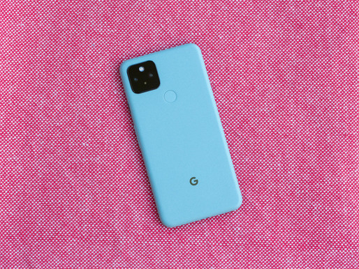 Google Pixel 5a to be expected by August
