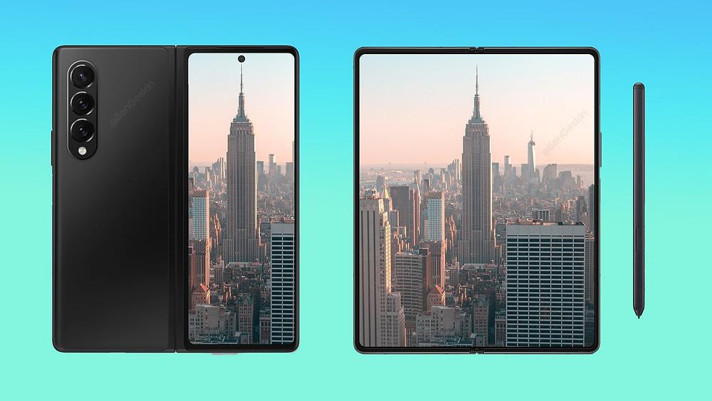 Samsung Galaxy Z Fold 3 will be lighter than Fold 2