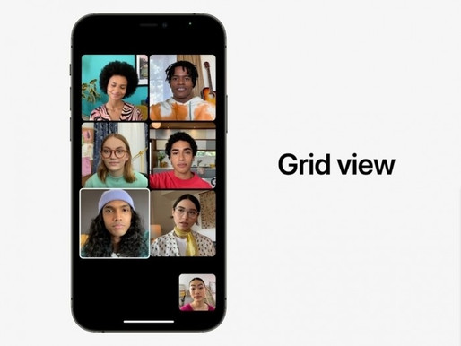 Apple introduces new FaceTime communication experience improvements for iOS 15