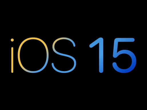 iOS 15 supported devices