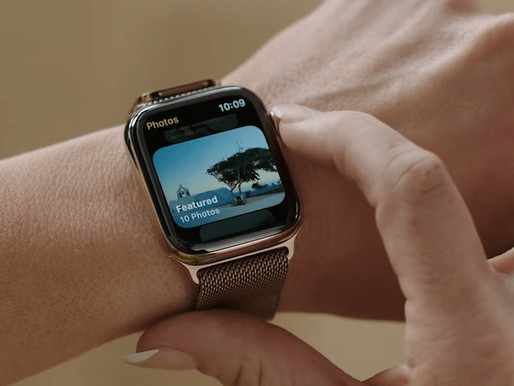 The official release of watchOS 8 brings portrait dials, new exercise methods and more