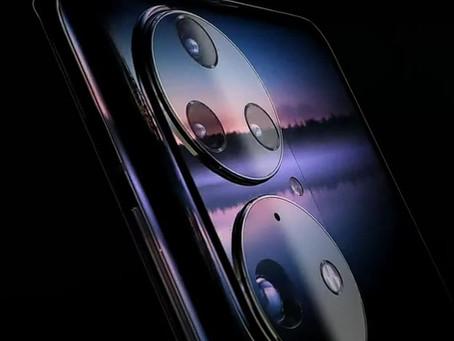 Huawei P50 series revealed
