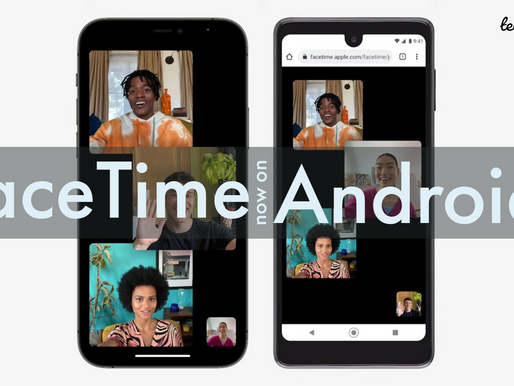 FaceTime now available on Android