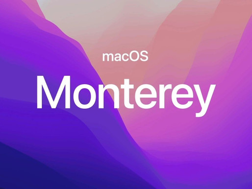 Apple released macOS Monterey, bringing privacy enhancements, keyboard sharing, and more