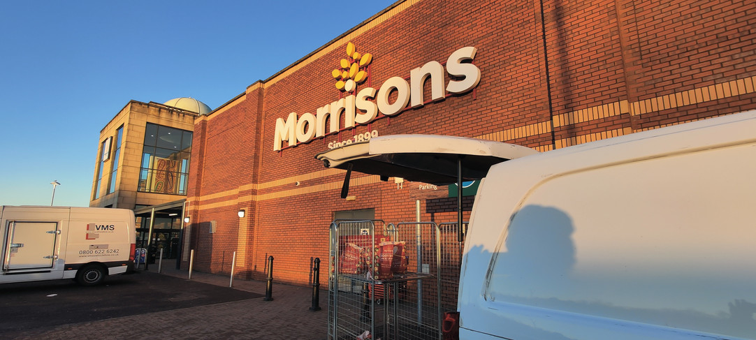Morrisons are a big supporter