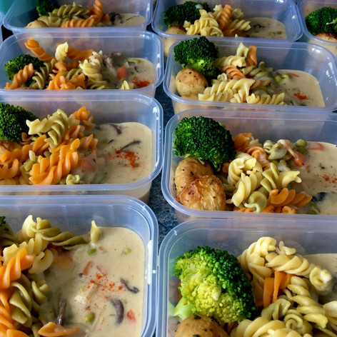 Fresh meals from strEAT