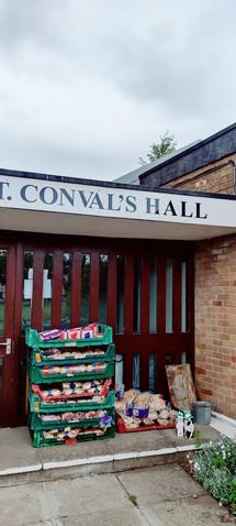 St Conval's