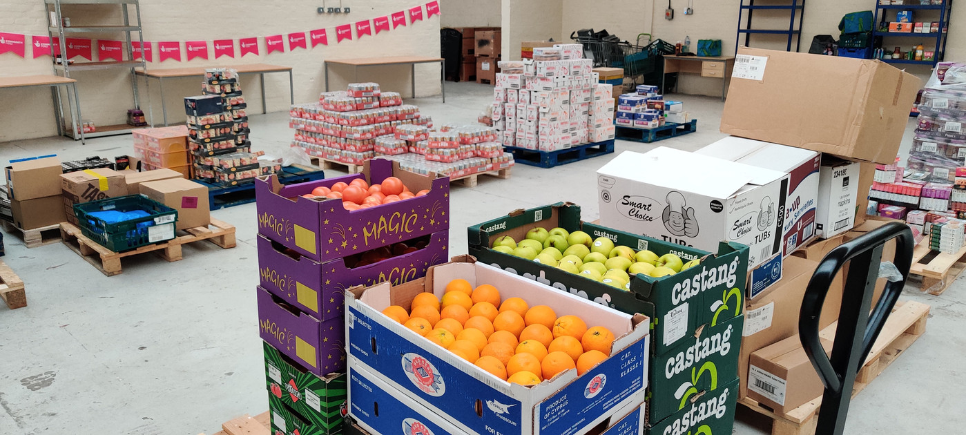 Fresh Fruit and Vegtables